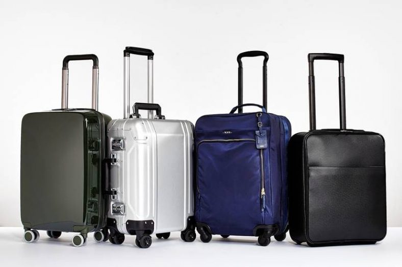 Suitcase wheels and important information about luggage