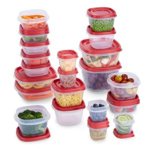 tupperware,rubbermaid,buy it for life containers