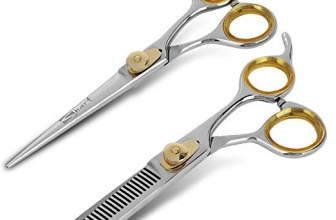 Clean rusty scissors or shop for new scissors?