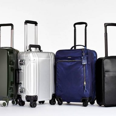 BIO BIFL: Best  luggage for International travel